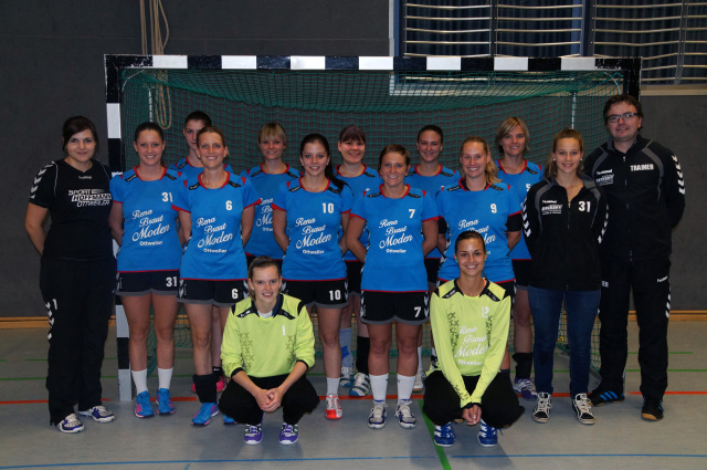 2014-15 Frauen I